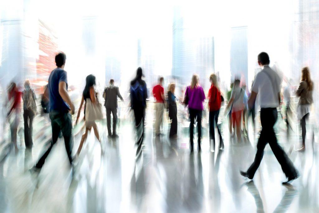 Menschen in Bewegung Lobby