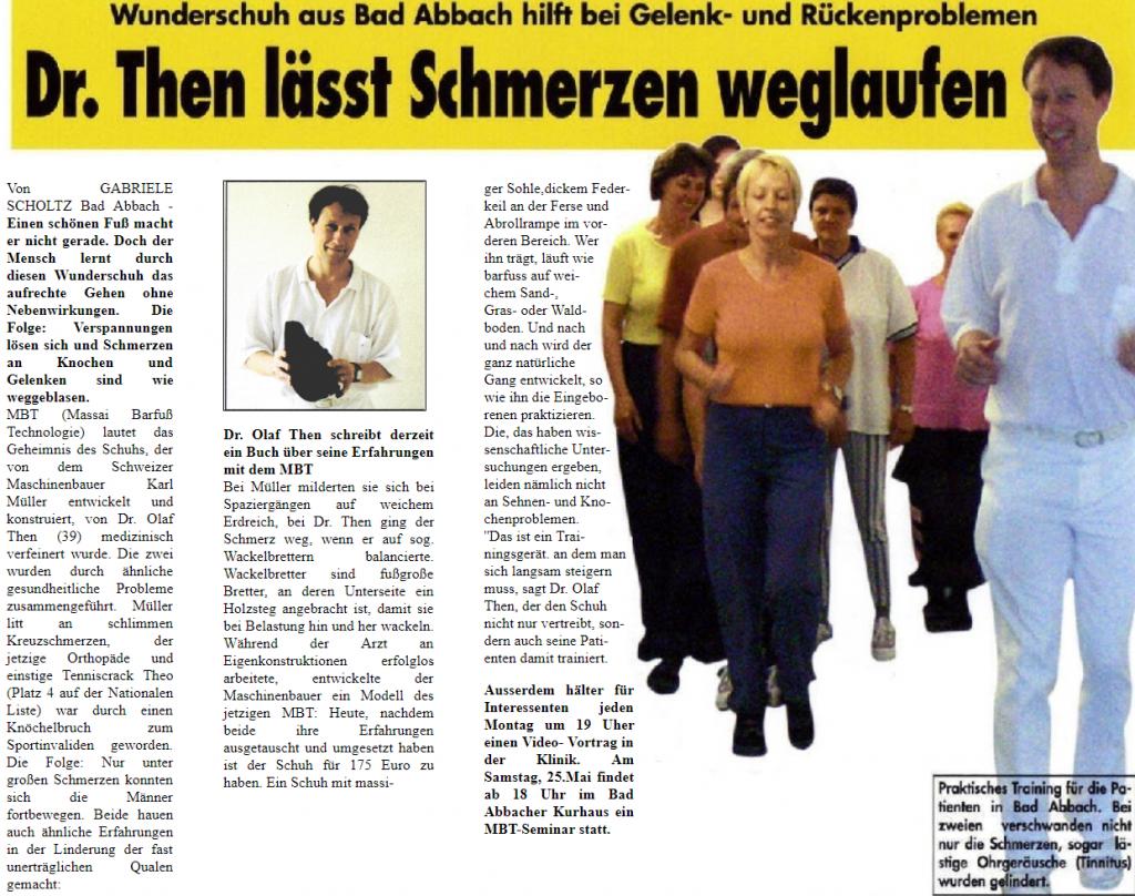 Pressemitteilung 2005